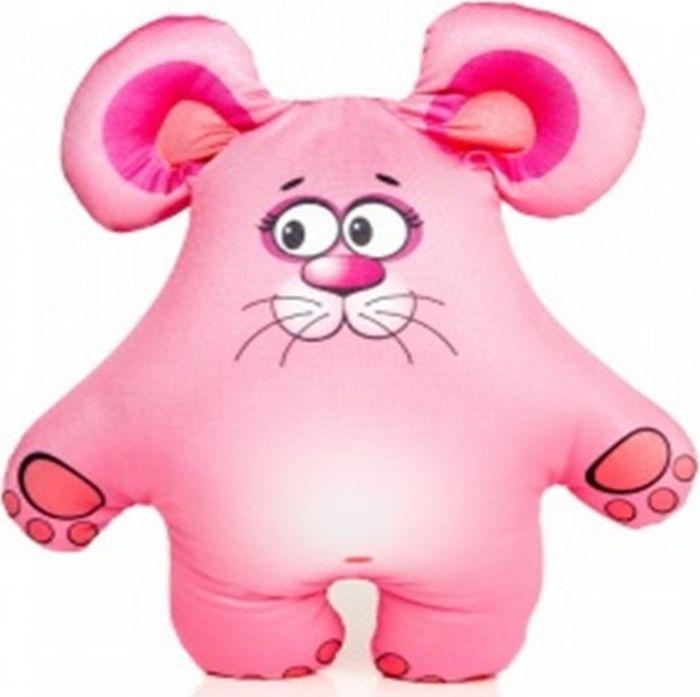 """Мягкая игрушка СмолТойс """"Мышонок - антистресс"""", высота 36 см"""