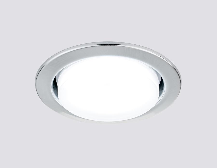 Встраиваемый светильник Ambrella light G101CH ambrella встраиваемый светильник ambrella led s701 cl ch ww