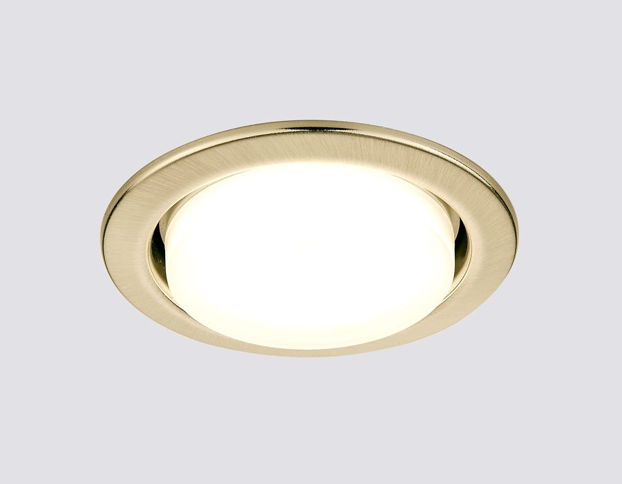 Встраиваемый светильник Ambrella light G101SB ambrella встраиваемый светильник ambrella led s701 cl ch ww