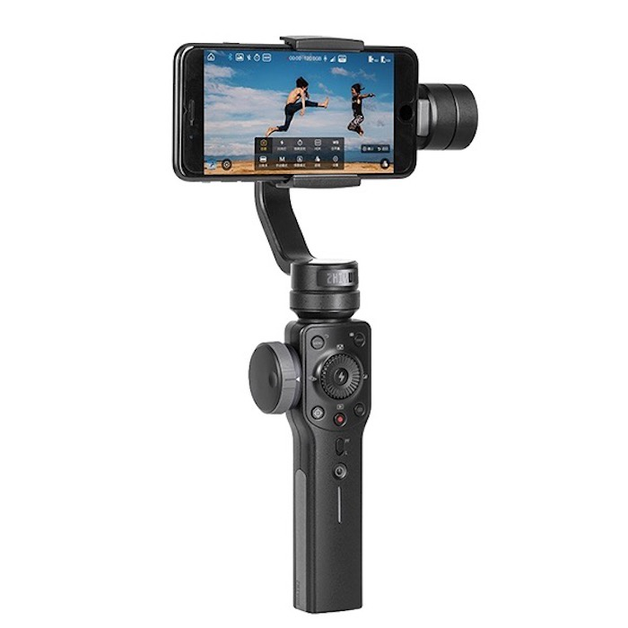 Стабилизатор для смартфона Zhiyun Smooth 4 handheld 3 axis stabilizer for smartphone zhiyun smooth 4 white