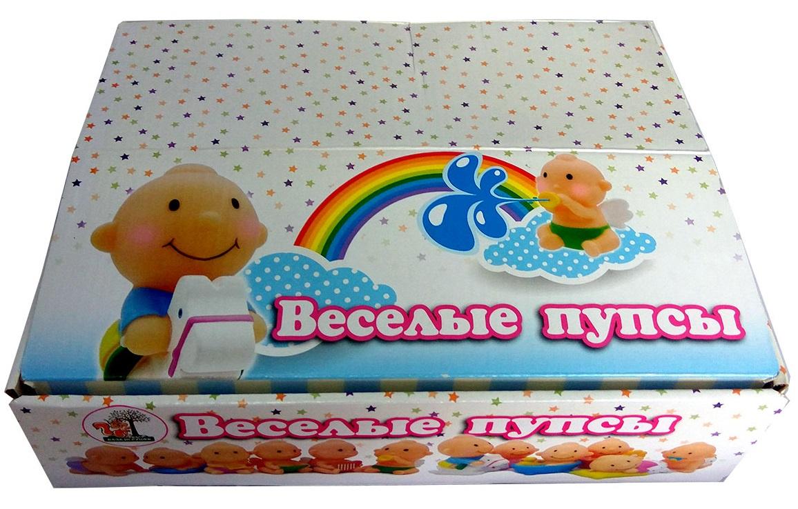Набор игрушек Веселые пупсы, 12 шт