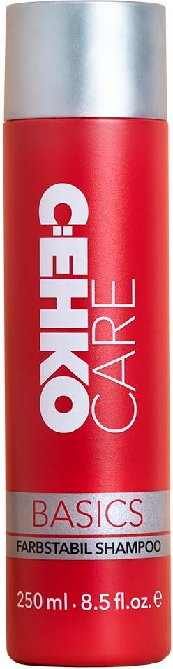 Шампунь C:EHKO Care Basics Farbstabil Shampoo, для сохранения цвета волос, 250 мл sea of spa шампунь для окрашенных поврежденных волос с маслом аргании и ростками пшеницы 400 мл