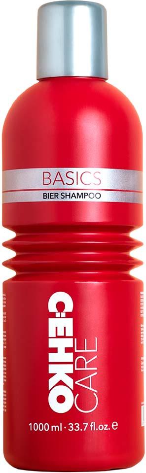 Шампунь C:EHKO Care Basics Bier Shampoo, пивной, 1 л