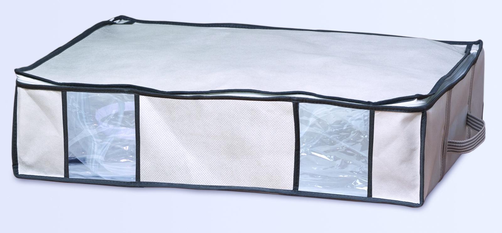 купить Набор для хранения вещей Bella Casa «Multi», цвет: белый, 65 x 50 x 15.5 см. AZ25512 по цене 2269 рублей