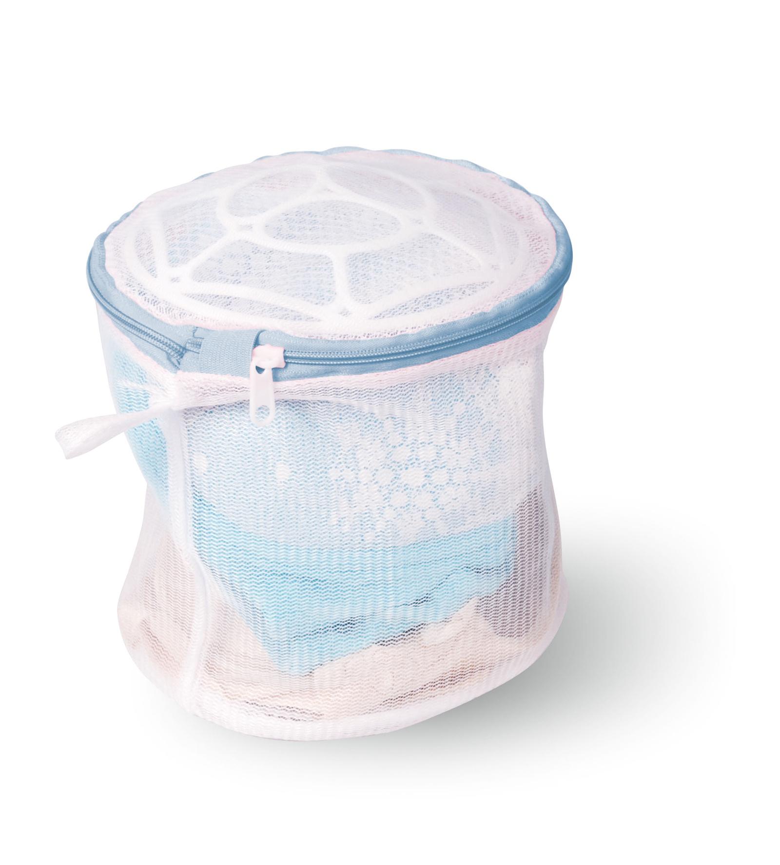 Мешок для стирки BELLACASA Мешок-сетка для деликатной стирки, белый аксессуар мешок сетка для деликатной стирки top house 50x70cm 4660003391817