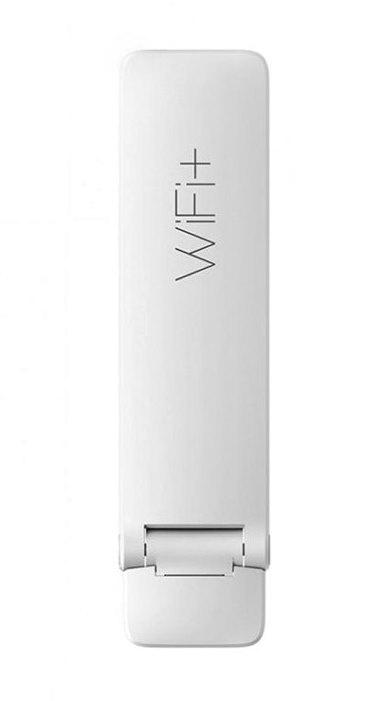 Репитер (усилитель сигнала) WiFi Xiaomi Amplifier 2, цвет:  белый, DVB4144CN White Своего рода заменитель сетевого подключения телевизоров...