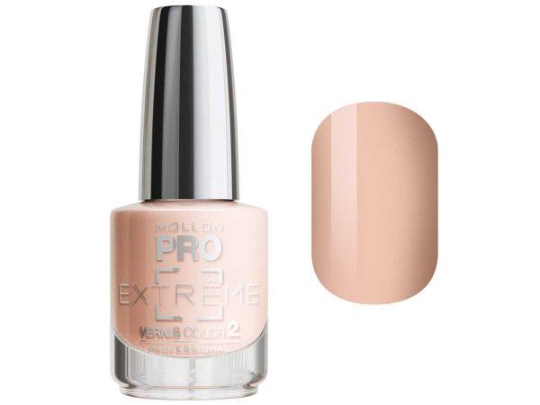 Цветное покрытие для ногтей MOLLON PRO EXTREME VERNIS COLOR 2, тон № 03, 10 мл