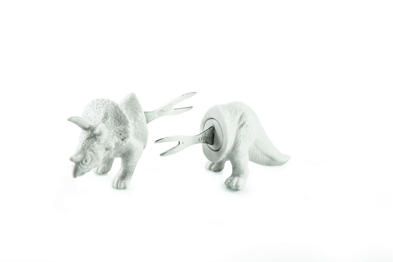 Набор держателей для кукурузы Donkey products Rocko DO210133, цвет: белый, 2 шт набор крючков держателей viva 2 шт