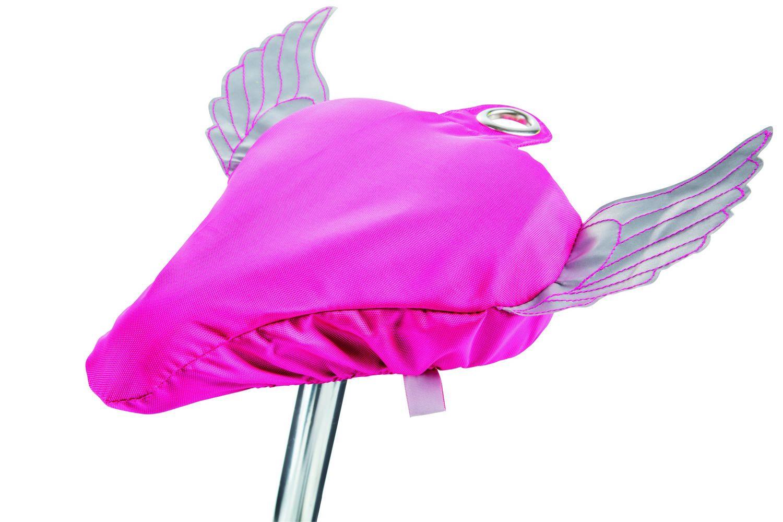 Чехол для седла велосипеда Donkey products, цвет: розовый, DO300829