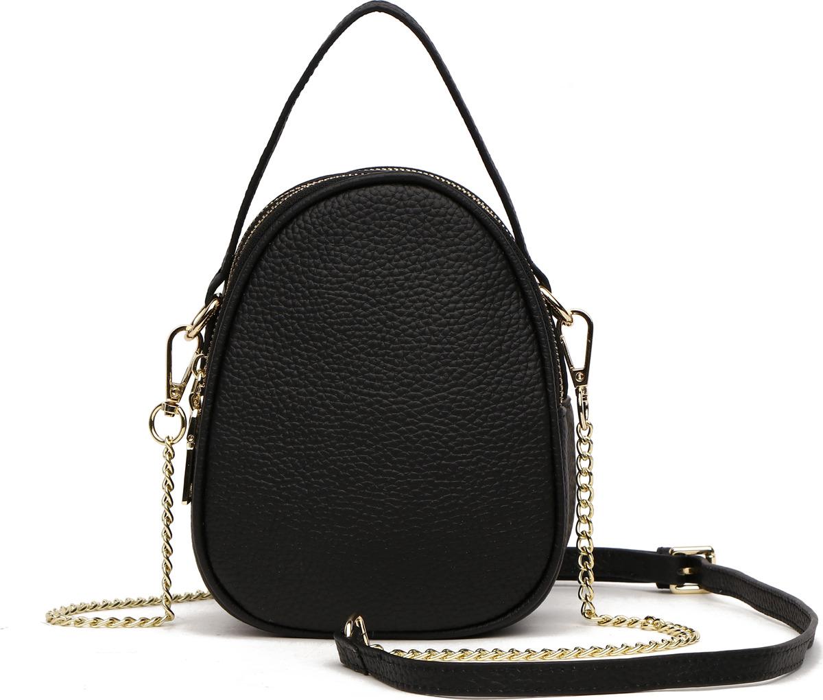 Рюкзак женский DDA, цвет: черный. DDA LB-3023BK рюкзак женский adidas backpack xs цвет черный dv0212