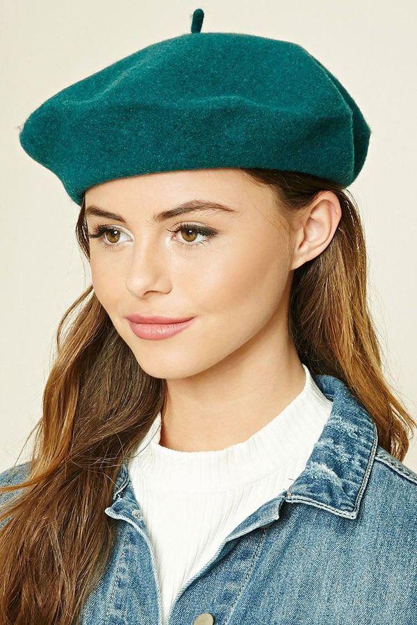 Shaved beret