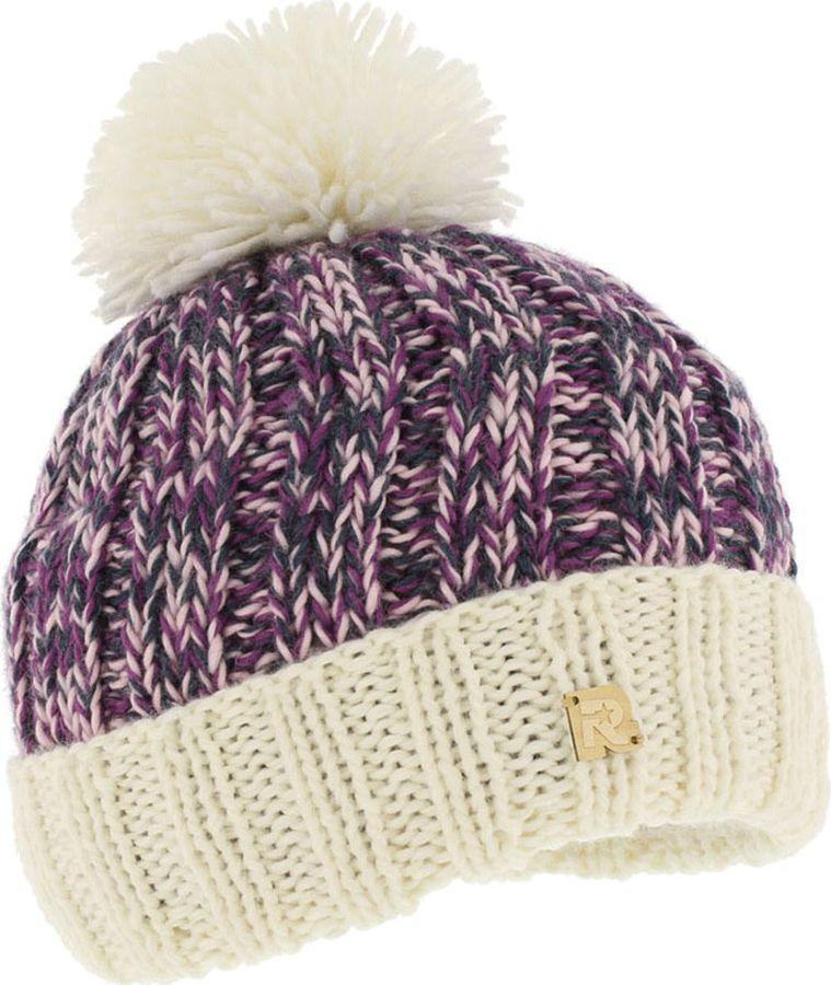Шапка R Mountain шапка женская r mountain цвет серый 77 030 05 размер универсальный