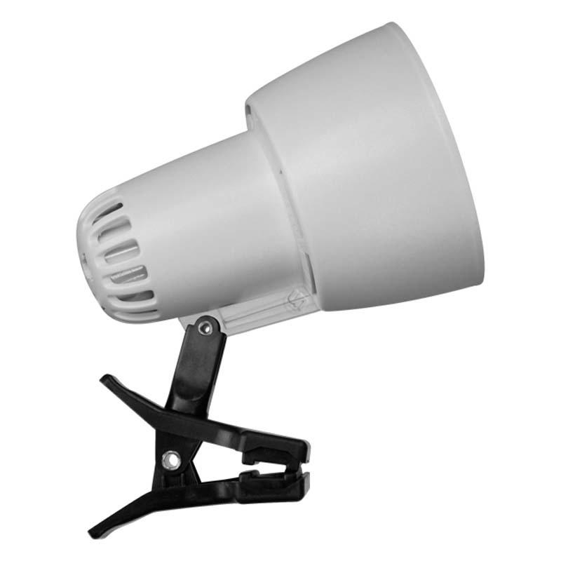 Настольный светильник Ultra LIGHT KT034B_ру прищепка на клипсе 60Вт 220В ЛН Е27, белый irwin t58200el7 зажим прищепка до 50 мм blue