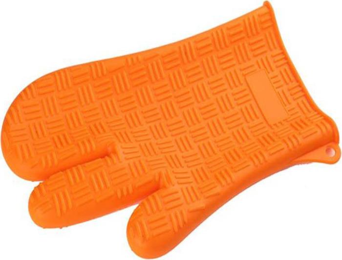Рукавица для горячего Taller, цвет: оранжевый. TR-6106