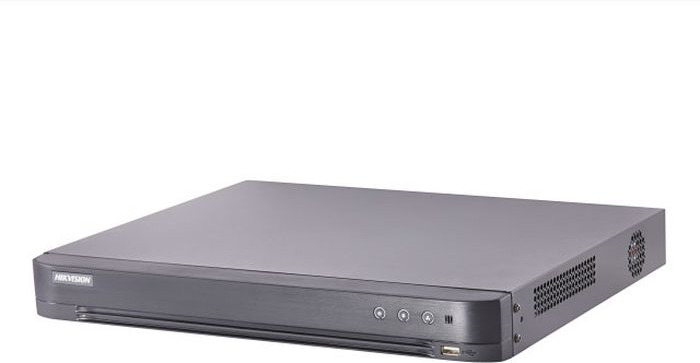 Гибридный HD-TVI регистратор Hikvision DS-7208HUHI-K2, для аналоговых, HD-TVI, AHD и CVI камер цены