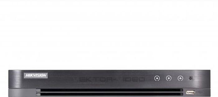 Гибридный HD-TVI регистратор Hikvision DS-7224HQHI-K2, для аналоговых, HD-TVI, AHD и CVI камер камера наблюдения orient ahd 940 if1b 4 mic с микрофоном купольная 4 режима ahd tvi cvi 720p 1280x720 cvbs 960h 1 4 silicon optronics 1mpx cmos