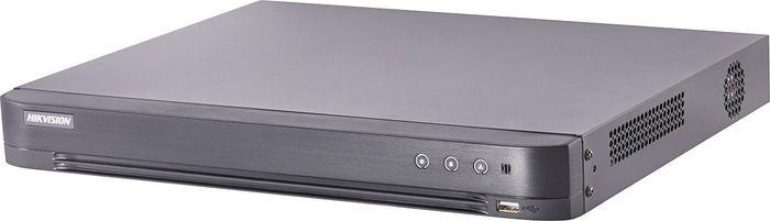 Гибридный HD-TVI регистратор Hikvision DS-7216HUHI-K2, для аналоговых, HD-TVI, AHD и CVI камер цены