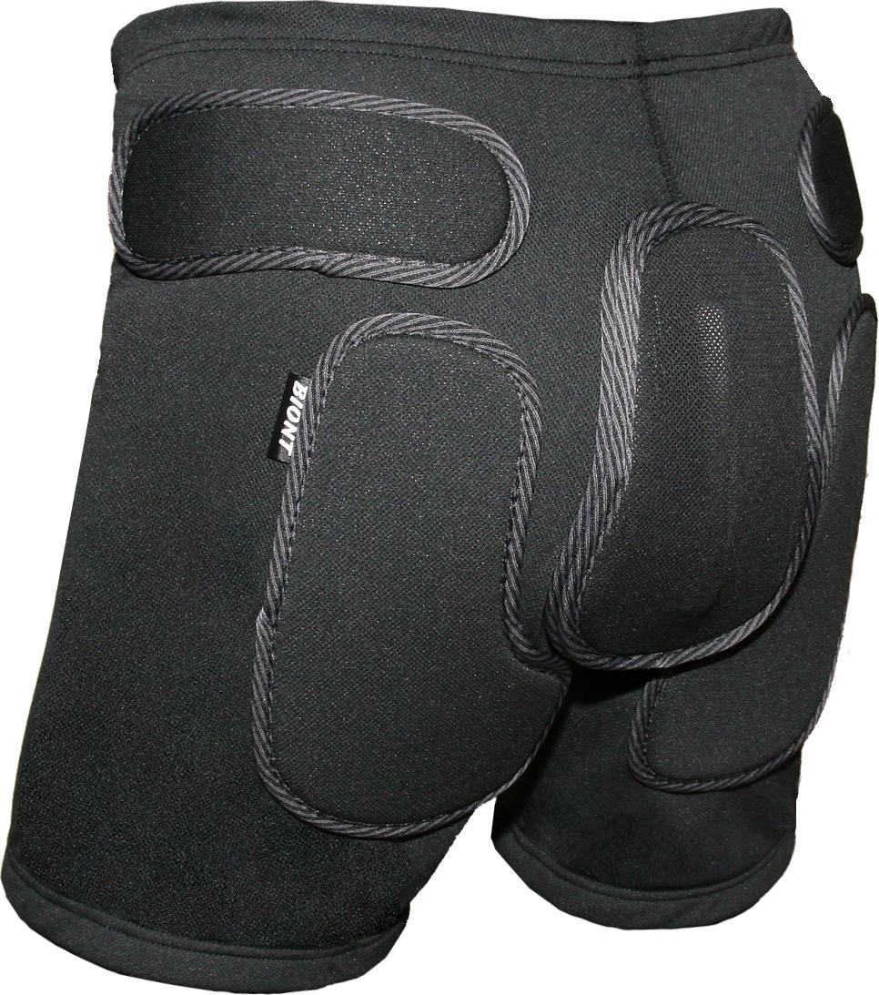"""Защитные шорты Biont """"Сноуборд Люкс"""", цвет: черный. Размер S (44/46)"""