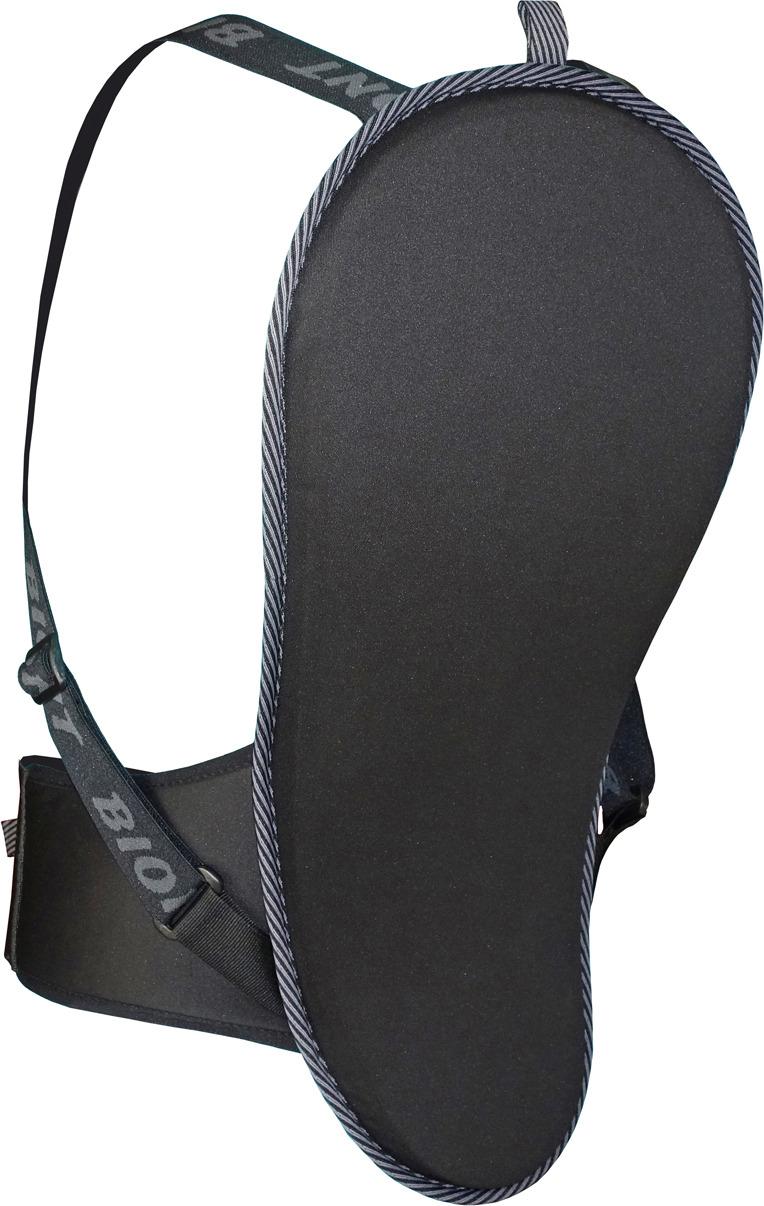 Защита спины Biont Комфорт, цвет: черный. Размер XXS (на рост 125/134)