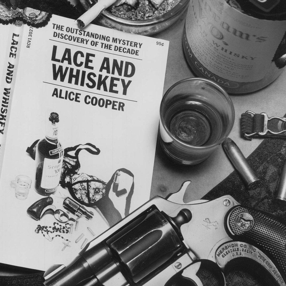 Элис Купер Alice Cooper. Lace And Whiskey (LP) элис купер alice cooper killer lp
