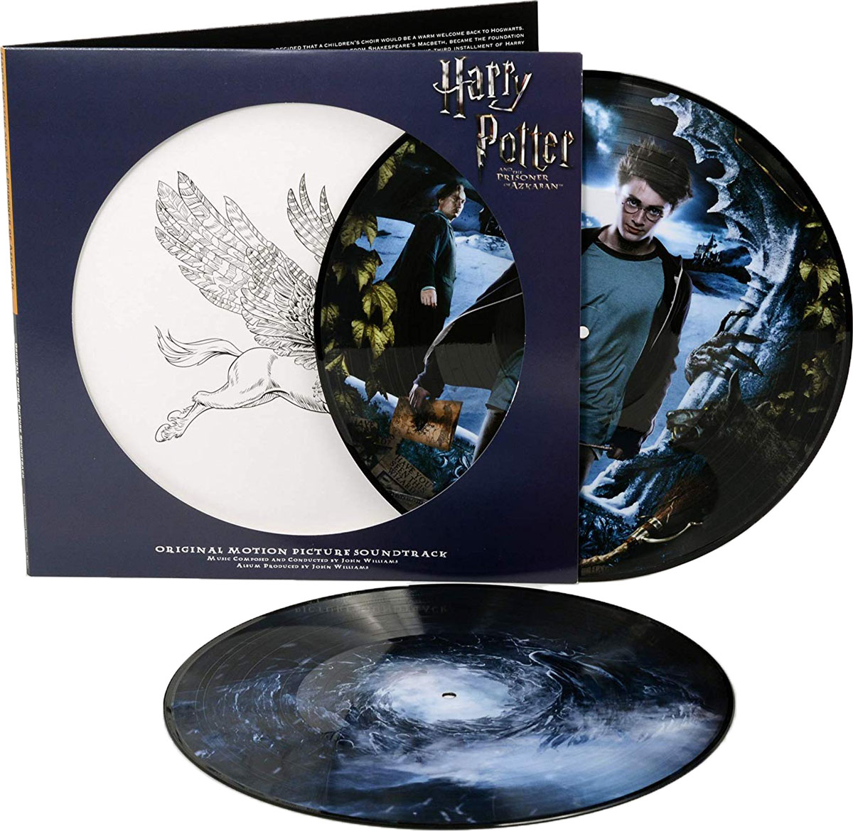 Harry Potter And The Prisoner Of Azkaban. Original Motion Picture Soundtrack (2 LP) butch tavares adi armour the o jays brawl in cell block 99 original motion picture soundtrack lp