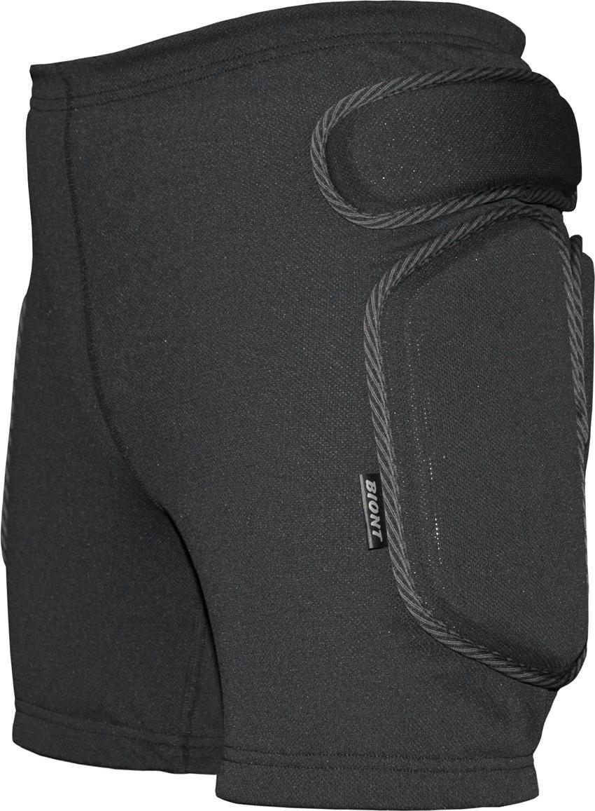 """Защитные шорты Biont """"Экстрим Плюс"""", цвет: черный. Размер S (44/46)"""