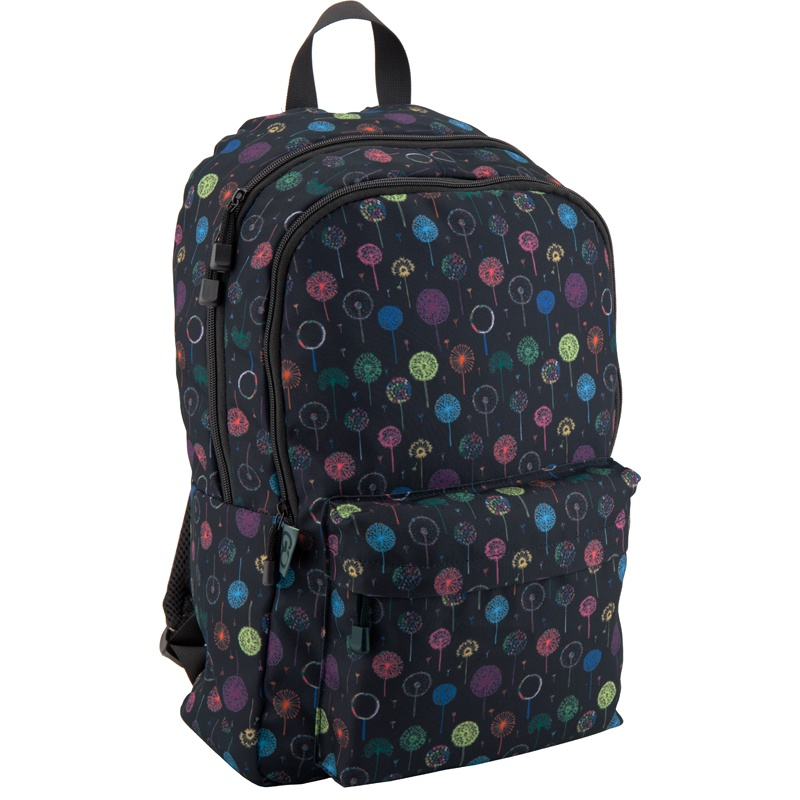 Рюкзак GoPack 117 GO-1, цвет: черный gopack gopack рюкзак go 1 черный с желтым