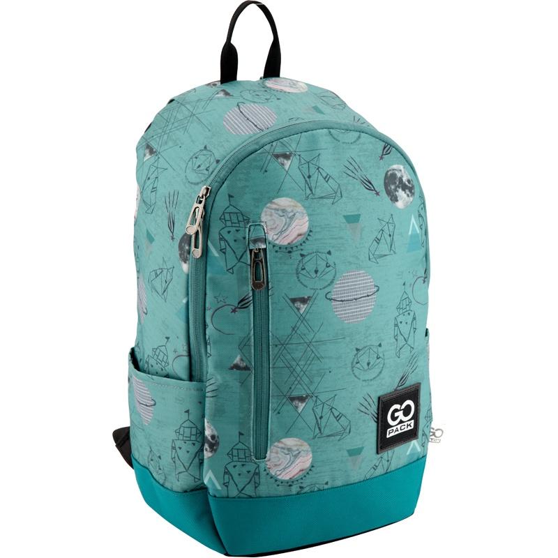 Рюкзак GoPack 126 GO, цвет: зеленый цена и фото