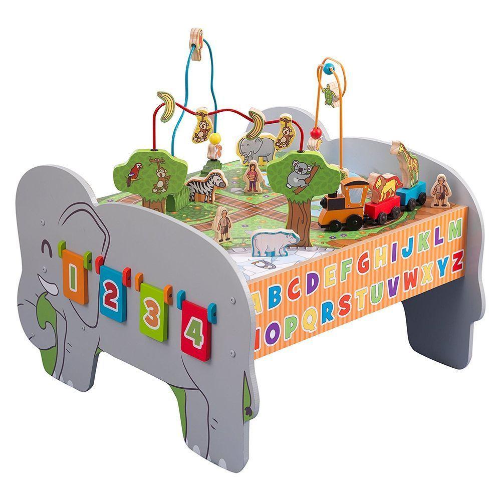 Игровой стол KidKraft Малыш набор железнодорожный со столом kidkraft малыш