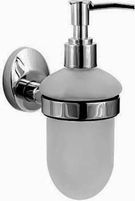 Диспенсер для мыла Fixsen Europa, цвет: серебристый. FX-21812