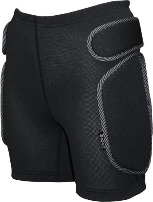 Защитные шорты Biont, цвет: черный. Размер XXXS (38/40)