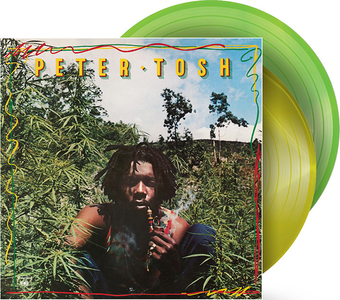 Питер Тош Peter Tosh. Legalize It (2 LP) цена 2017