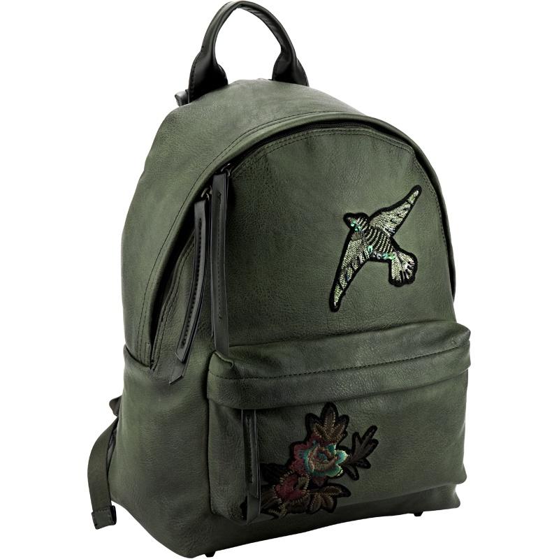 цена Рюкзак Kite Dolce K18-2529S-2, цвет: насыщенно-зеленый онлайн в 2017 году