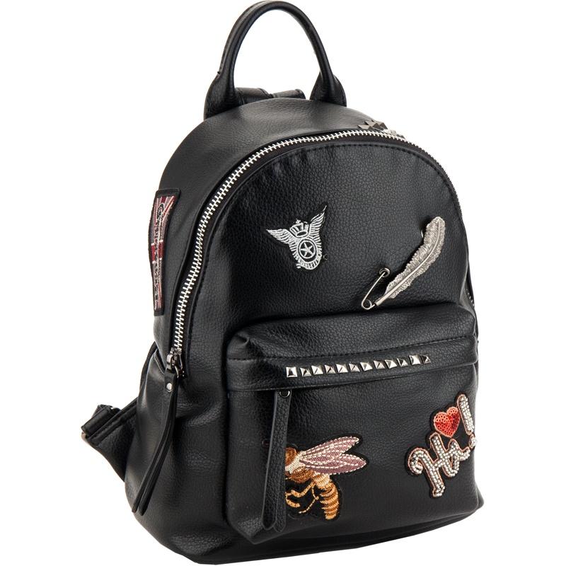 цена Рюкзак Kite Dolce, цвет:черный. K18-2530XS-2 онлайн в 2017 году
