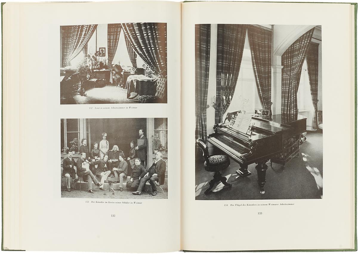 Franz Liszt Franz List Biographue bildernИздательство:...