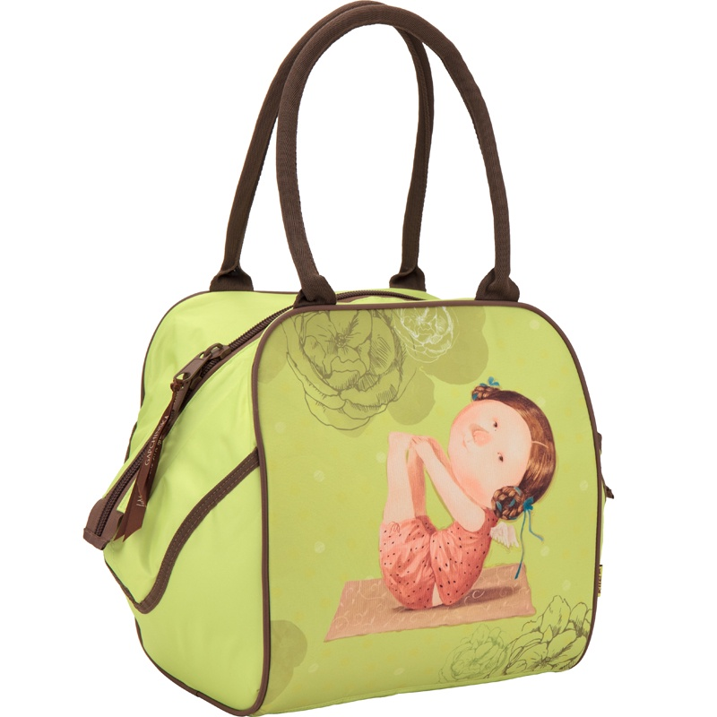 e9a7339be42c33 Сумка для девочек Kite 966 Gapchinska-1, цвет: зеленый — купить в  интернет-магазине OZON с быстрой доставкой