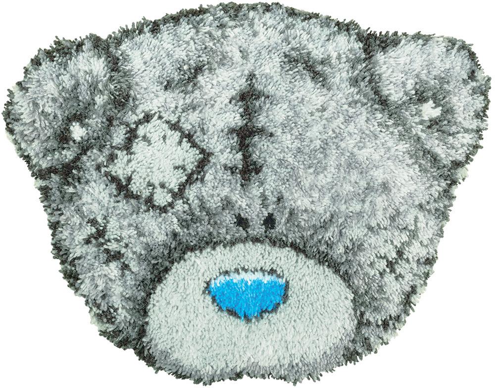 Набор для вышивания Panna Коврик. Tatty Teddy, 57 х 49 смMTY-7028В набор для вышивания Panna входит: канва К19 100% хлопок, акриловые нитки (нарезка), крючок для ковровой техники, цветная схема.