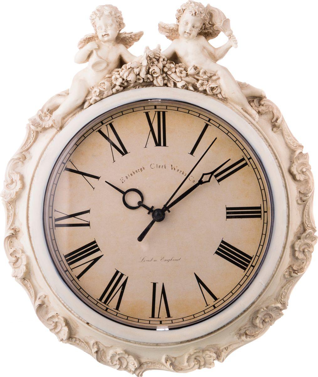 Настенные часы Lefard кварцевые, 29 х 25 х 4 см часы настенные прямоугольные 21 век у рояля 37 х 61 см