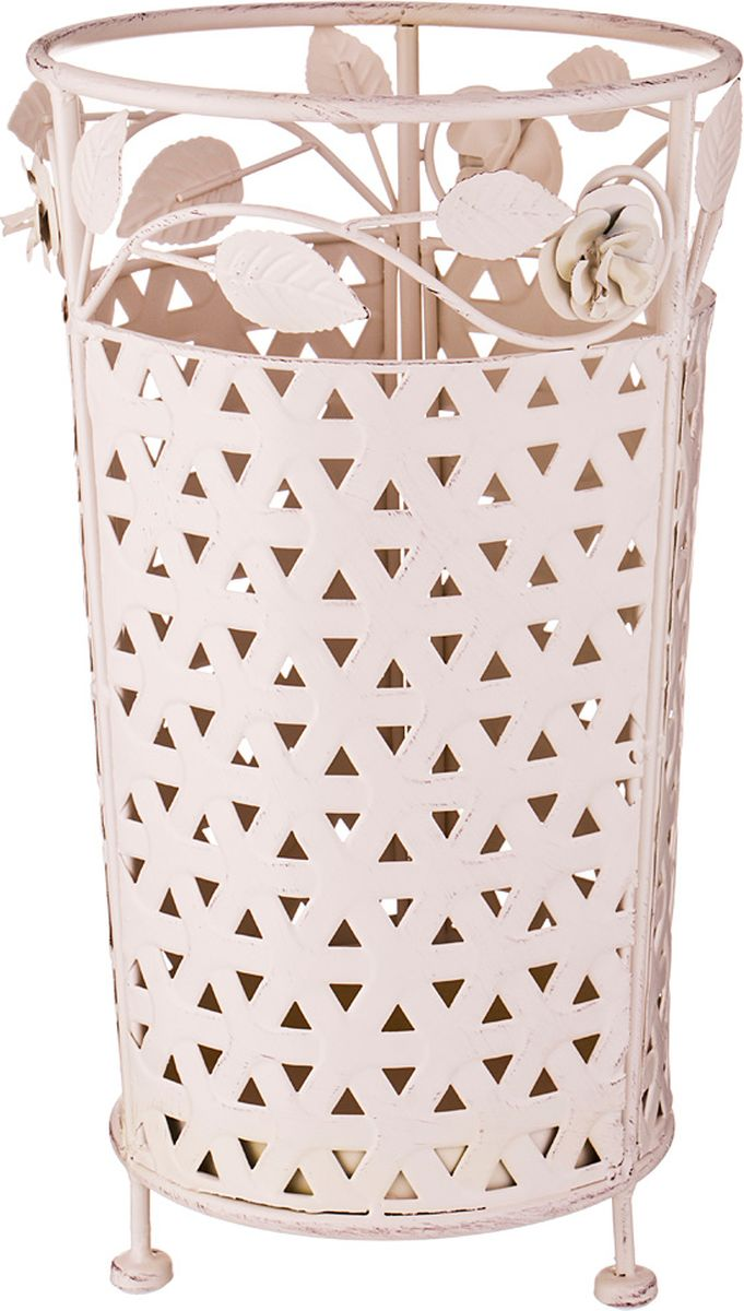 Подставка для зонтов Lefard, LS17B4039, розовый, 24 х 24 х 42 см