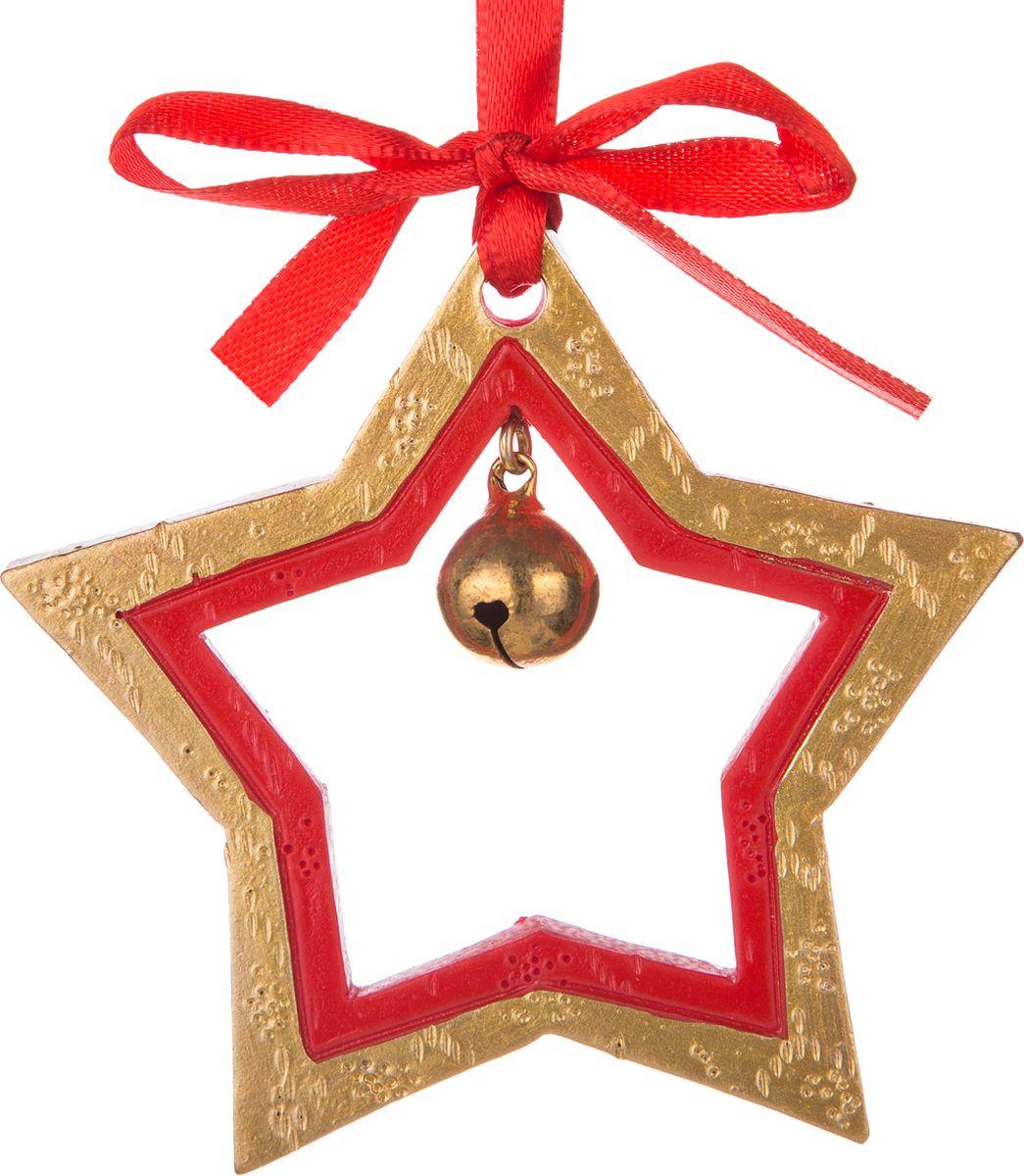 Подвесное украшение Lefard Колокольчики, 8 х 5,5 х 1 см. HY04-82494B-5 декоративное украшение lefard колокольчики 8 5 5 1 см красный