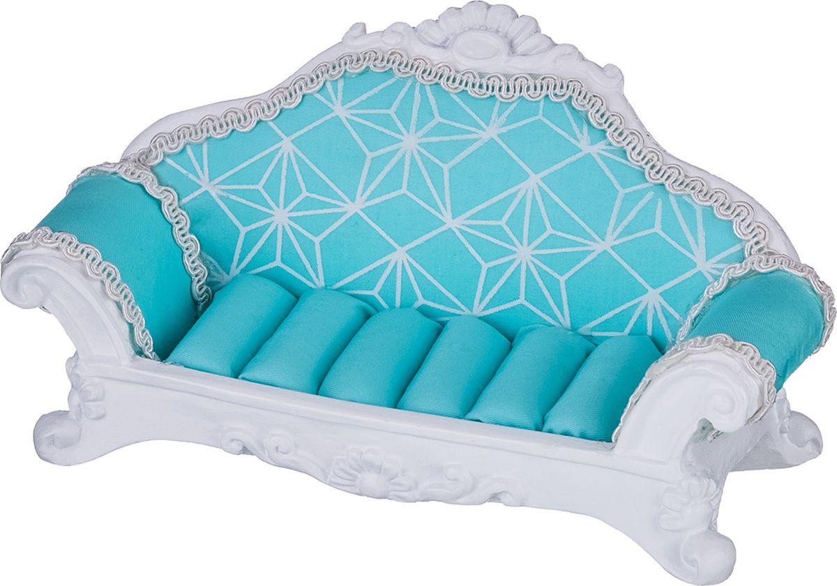 Подставка для украшений Lefard Марни, цвет: разноцветный, 14 х 5 х 8 см подставка для бумажного полотенца walmer provence цвет светло бежевый 13 5 х 13 5 х 32 см