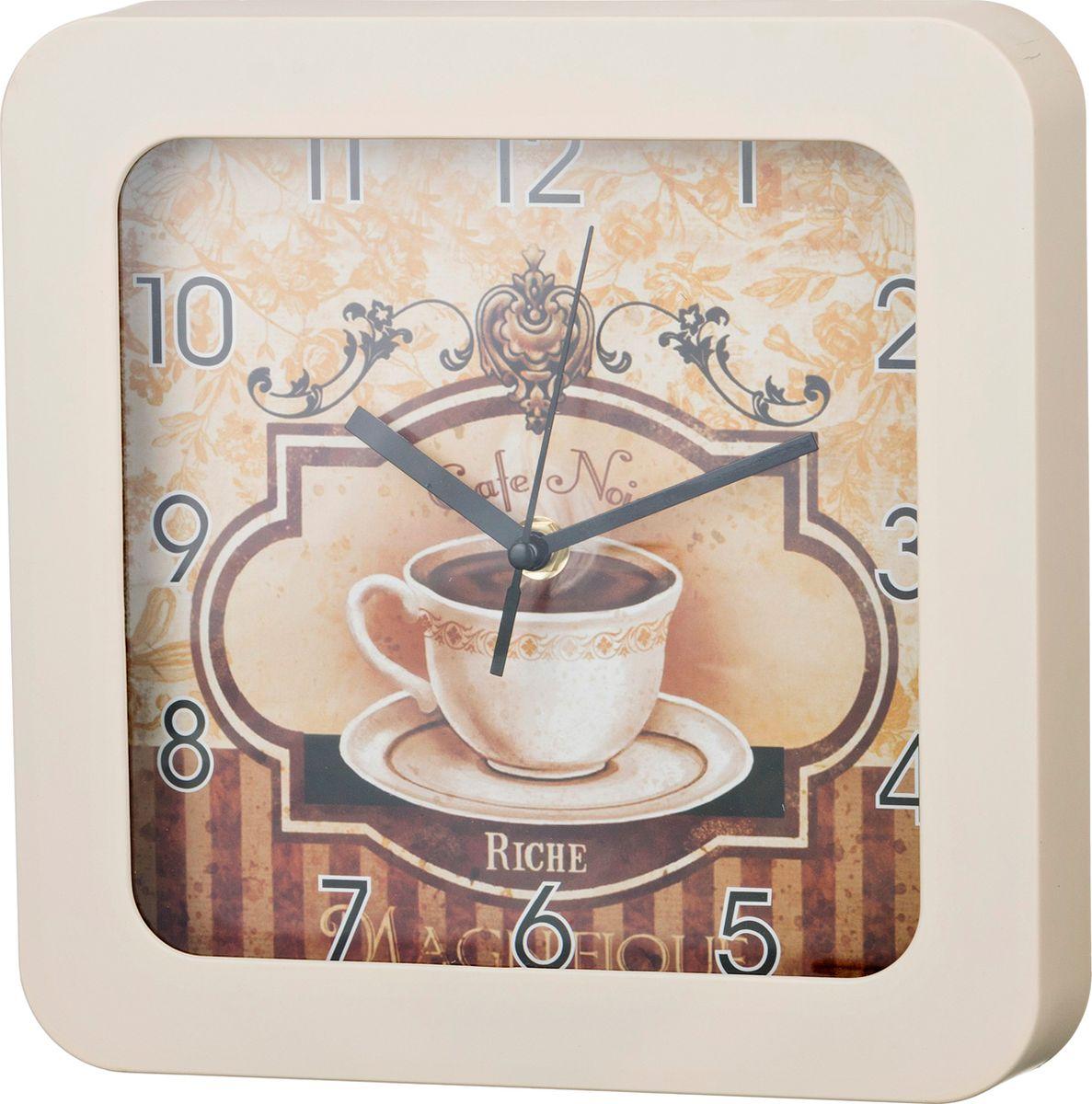 Настенные часы Lefard Chef Kitchen, кварцевые, 23 х 4 см