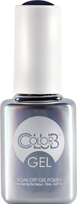Гель-лак Color Club Gel, тон 1074 Made in the USA, 15 мл цена