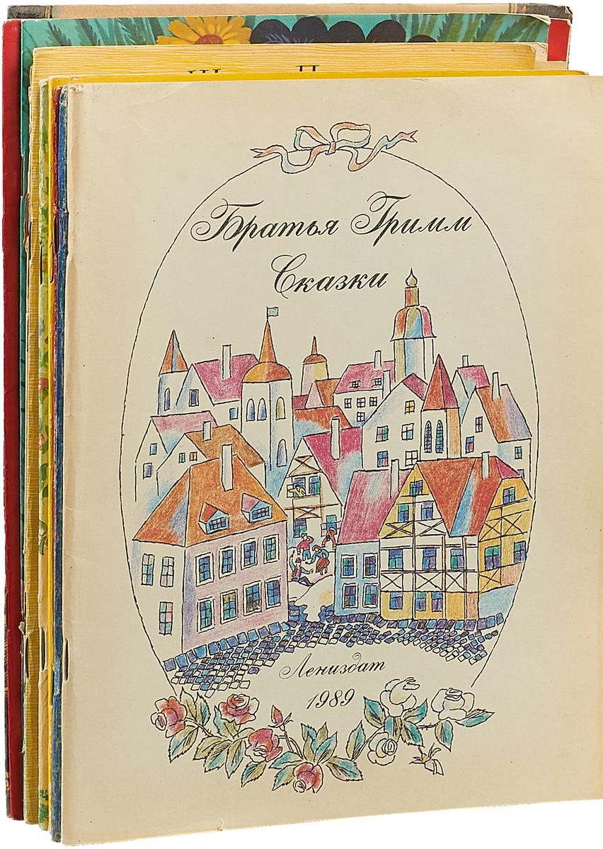 Детские иллюстрированные издания для дошкольного возраста 80-90 х годов Лениздат (комплект из 15 книг) русская поэзия детям советские иллюстрированные издания 70 80 х годов комплект из 10 книг