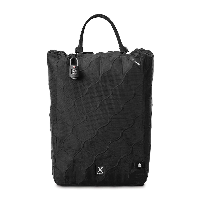 Рюкзак Pacsafe Сумка сейф Travelsafe X25, цвет: черный, 25 л цена