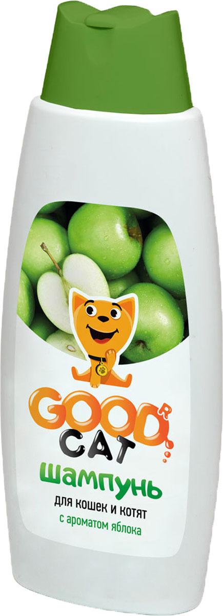 Шампунь для кошек и котят Good Сat, с ароматом яблока, 250 мл