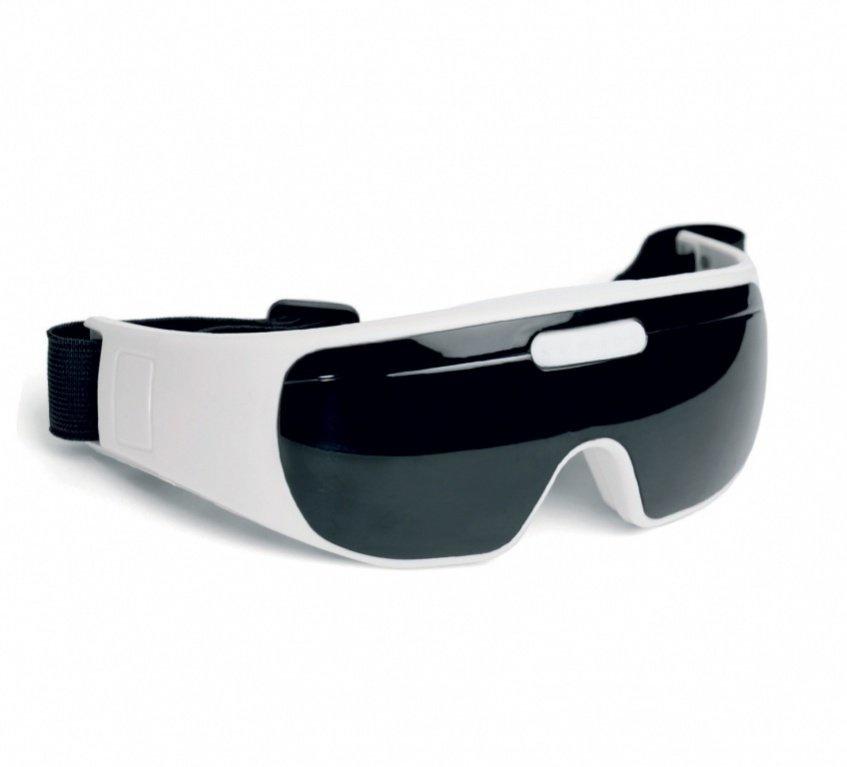 Массажер Bradex «СВЕЖИЙ ВЗГЛЯД», для зоны вокруг глаз, KZ 0236, белый массажер цептер инструкция