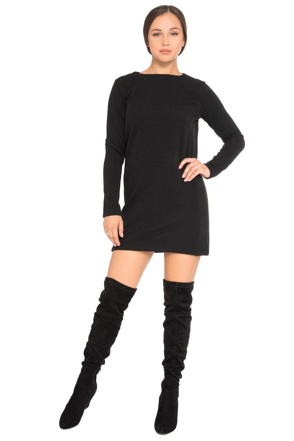 Платье ZAFTO платье zafto 2181210650 серый 50 размер
