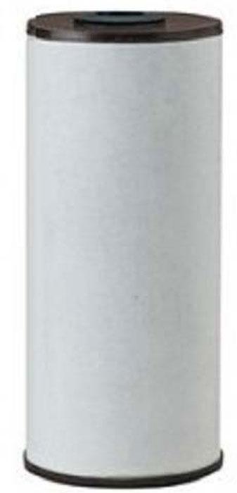 Картридж Pentek RFFE-10BB, для удаления железа28265Картридж RFFE – 10ВВ используется для эффективного удаления избыточного растворенного железа (до 5 мг/л) и соединений других металлов методом каталитического окисления. Фильтрующая загрузка – материал BIRM. • Температура очищаемой воды до 40°С • Производительность 5-7 л/мин • Ресурс до 160000 л. (при содержании растворенного железа 1 мг/л) • Ресурс до 40000 л. (при содержании растворенного железа 4 мг/л) • Типоразмеры (высота/диаметр), ВВ10 (O 114 мм)