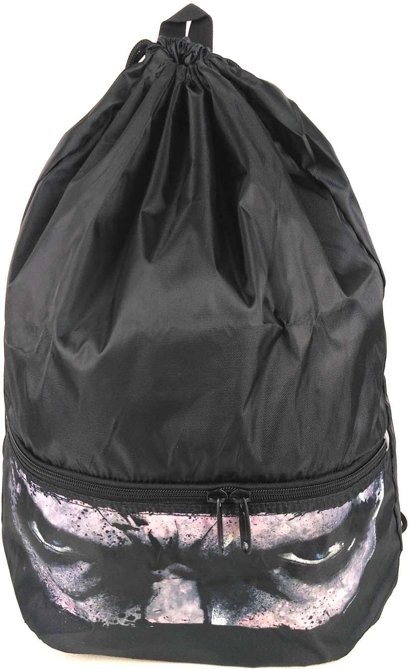 Мешок для обуви UFO People, цвет: черный. 5181 мешок для обуви ufo people цвет черный 7414